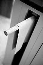 Neptune Suffolk 190 Open Towel Rack Base Cabinet