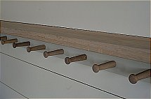 Neptune - Suffolk 6Ft Coat Rack