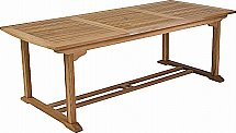 Neptune - Winchester 220-320X95cm Double Butterfly Table