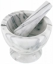 Judge - Marble Mortar and Pestle