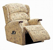 Vale Furnishers - Wiltshire Fabric Recliner