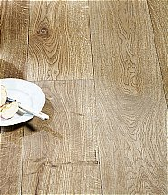 Woodpecker Flooring Chepstow Oak Rustic Antique Planed Plank