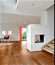 Woodpecker Flooring Flink Oak Rustic Cognac Brushed Matt Lacquered Plank