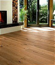 Woodpecker Flooring Harlech Magnum Rustic Oak Narrow Plank