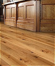 Woodpecker Flooring Harlech Oak Extra Rustic Oiled Wide Plank