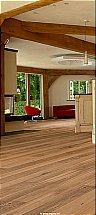 Woodpecker Flooring Harlech Oak Rustic Plank