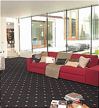 Ulster Carpets Open Spaces Atenia - Motif Black