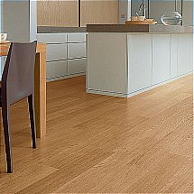 Quick Step - Eligna Natural Varnished Oak Planks