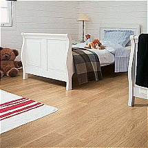 Quick Step - Eligna White Varnished Oak Planks