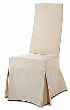 Vale Furnishers - Bow Loose Cover Dining Chair