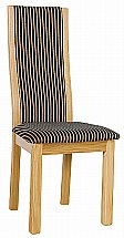 Vale Furnishers - Bruges Upholstered Dining Chair