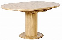 Vale Furnishers - Bruges Flip Leaf Table