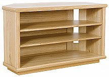 Vale Furnishers - Bruges Corner TV Unit