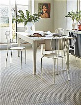 Brintons Padstow Pebble Houndstooth