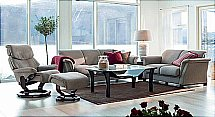 Stressless E40 Sofas and Spirit Chair
