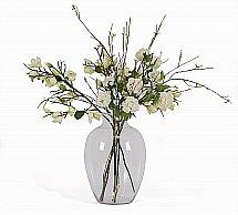 Neptune Hidcote Magnolia Bouquet With Vase