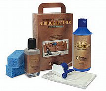 MACKAY COLLECTION Nubuck Leather Care Kit