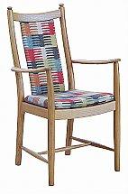 Ercol Windsor Penn Padded Back Armchair