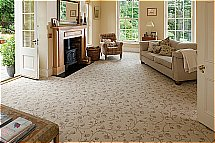 Ulster Carpets Natural Choice Axminster Carpet - Tapestry Natural