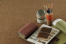Ulster Carpets York Wilton Carpet - Hazelnut