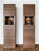Skovby 914 Display Cabinets