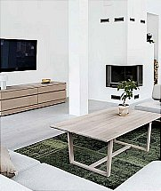 Skovby 232 Coffee Table + 87 TV Cabinet