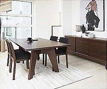 Skovby 13 Table + 90 Chair + 733 Sideboard