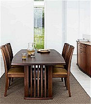 Skovby 19 Dining Table + 66 Chair + 504 Sideboard