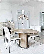 Skovby 73 Dining Table + 58 Chair
