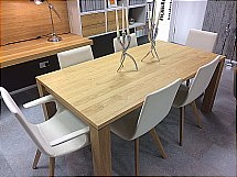 hulsta ET1400 Dining Table and 6 Chairs
