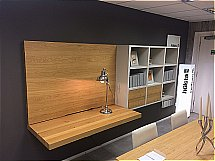 hulsta Mega Design Wall Display/Storage and Desk