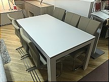 Mackay Collection Kayla Dining Table and 6 Chairs