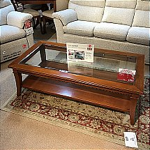 Selva Timeless Glass Coffee Table