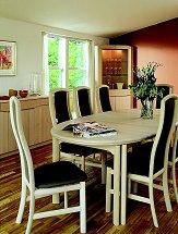Skovby Beech Dining Set