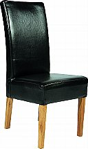 Neptune - Interior Montana Leather Chair