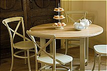 Neptune - Interior Chichester Round Dining Set