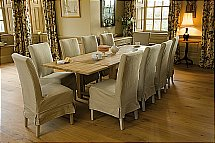 Neptune - Interior Chichester 170 Ext Table Set