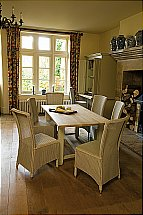 Neptune - Interior Chichester 170 Dining Set