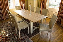 Neptune - Interior Chichester 220 Dining Set