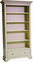 Neptune - Interior Chichester Full Height Bookcase