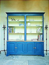 Neptune - Interior Chichester Grand Bookcase