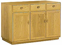 Ercol - Windsor Three Door Sideboard