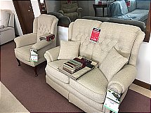 Vale Bridgecraft Azura 2 Seater Sofa inc Chair