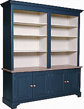 Neptune - Interior Grand Bookcase