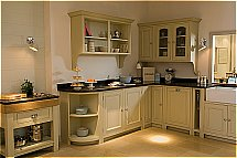 Neptune -  Chichester Kitchen in Limestone
