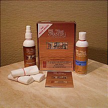 Vale Furnishers -  Oiled Wood Care Kit 