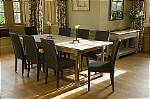 Neptune - Interior Sheldrake Oak Dining  Set