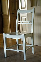 Neptune - Interior Suffolk Chair in Limestone