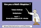 Oswego Math Magician