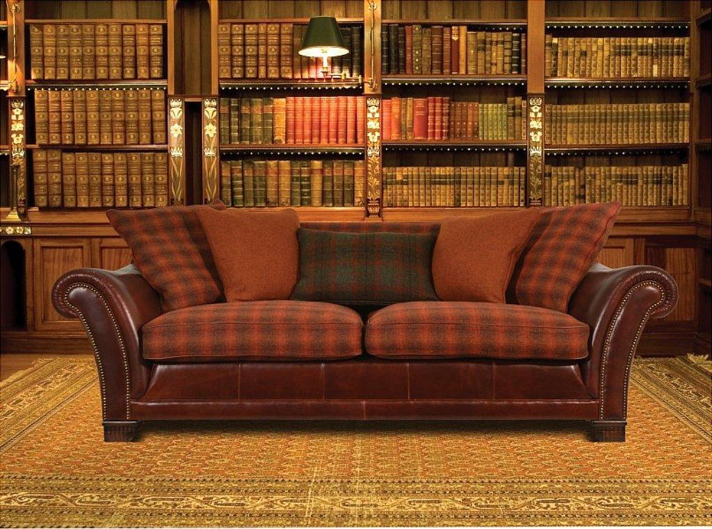 Tetrad Harris Tweed Carloway Midi Sofa